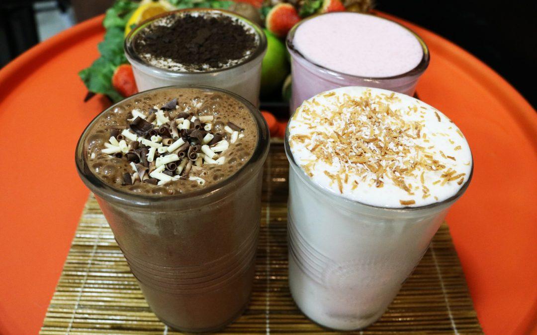 Gör din proteindrink till efter träningen själv