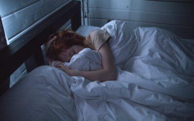 Det är nyttigt att sova gott