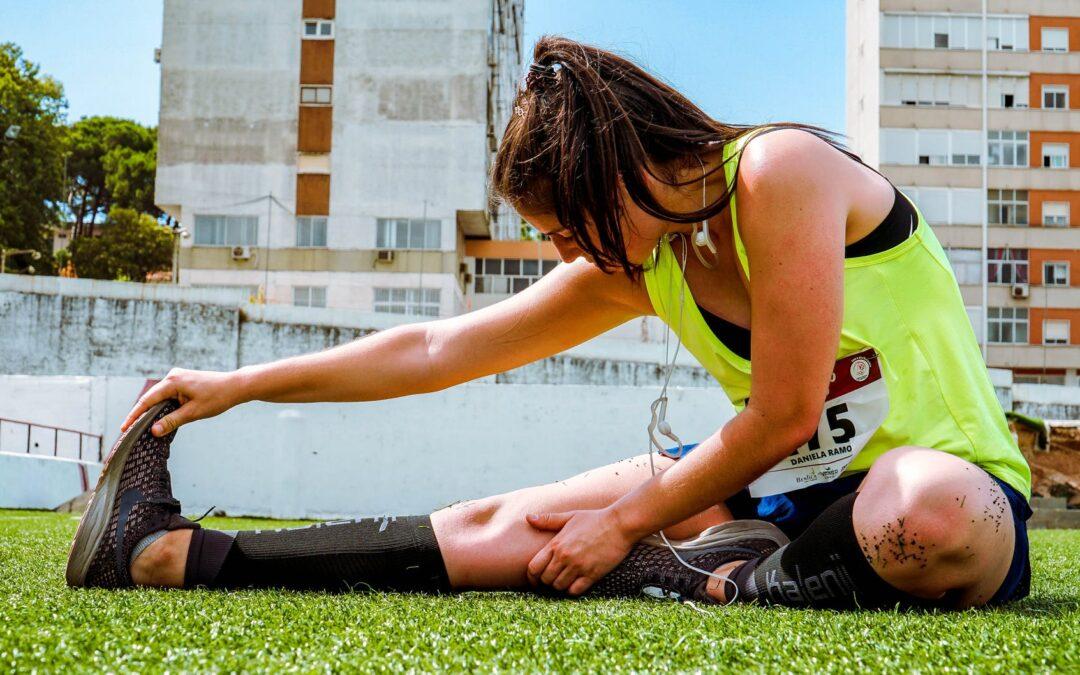 Sköt om din kropp mellan träningspassen